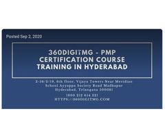 PMP institute in hyderabad
