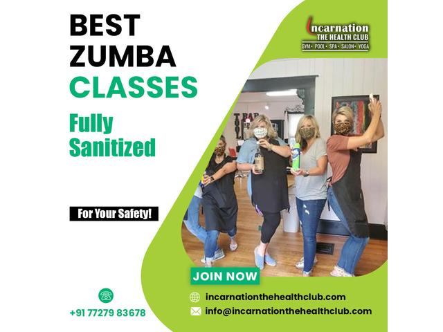 Best Zumba Classes In Jaipur for flexible body