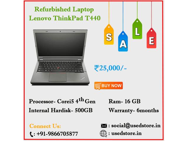 Refurbished Lenovo Thinkpad T440 Laptop
