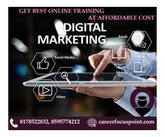 Top Digital marketing Institute in India| Career Focus Point