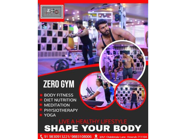 Zero Gym - Best Gym In Howrah
