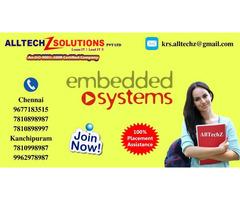 Embedded System Training Center in Velachery