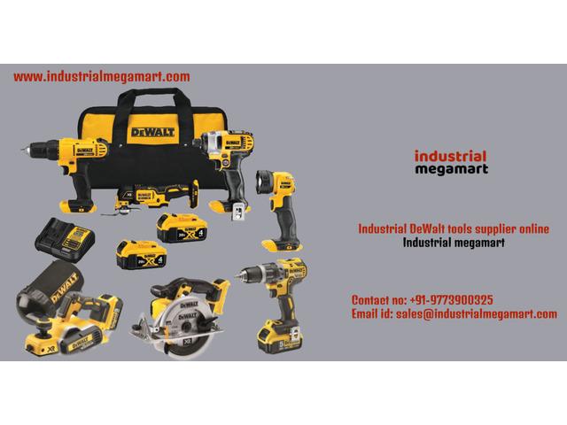 Industrial Dewalt tools equipment online - 9773900325-Industrial Megamart