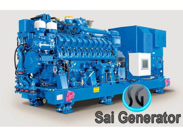 Used Generator sale Good condition like new Bhavnagar